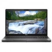 Лаптоп, Dell Latitude 5500, Intel Core i7-8665U (8M Cache, up to 1.90 GHz), 15.6 инча FHD (1920x1080) Wide View AntiGlare, N030L550015EMEA_UBU