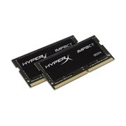 Kingston HyperX Impact RAM Module - 32 GB (2 x 16 GB) - DDR4-2666/PC4-21300 DDR4 SDRAM - CL15 - 1.20 V