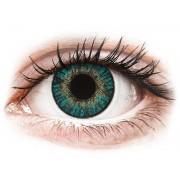 Alcon FreshLook ColorBlends Turquoise - graduadas (2 lentillas)