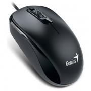 Miš Genius DX-110 optički miš, 1200dpi, USB, crni 33192