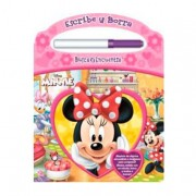 Pil Minnie Mouse - Pintar y Borrar