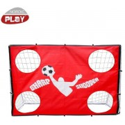 NORDIC PLAY Euro Goal med Sharp Shooter - Nordic play 700342