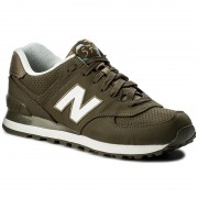 Сникърси NEW BALANCE - ML574SKG Зелен