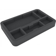 HSDW085BO foam tray for Star Wars X-WING Imperial Assault Carrier 4 Ships and more Rebel Transport accessories