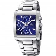 Reloj F20423/2 Plateado Festina Hombre Timeless Chronograph Festina