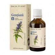 Tinctura Gentiana Dacia Plant 50ml