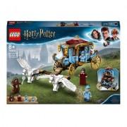 Lego Harry Potter Kutsche von Beauxbatons: Ankunft in Hogwarts