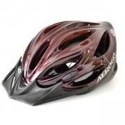 Каска за велосипед AeroGo - L-XL - Червена - SPARTAN, S30903r