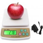 INDeSHOP SF-400A Weighing Scale(White)