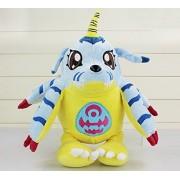 Digimon Plush 13.8 Inch / 35cm Gabumon Doll Stuffed Animals Figure Soft Anime Collection Toy