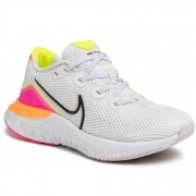 Обувки NIKE - Renew Run CK6360 005 Platinum Tint/Black/White