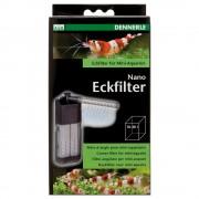 Dennerle Nano filtro canto - aquários de 10-40l