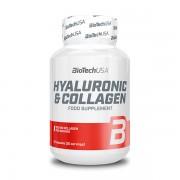 Biotech Hyaluronic & Collagen 30 kapszula