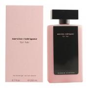 Gel de duș For Her Narciso Rodriguez (200 ml)