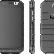 Cat S31 4G 16GB Dual-SIM black - ODMAH DOSTUPNO