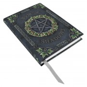 Agendă de scris Embossed Book of Shadows Ivy - B0315B4