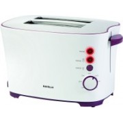 Havells feasto 850 W Pop Up Toaster(White, Purple)