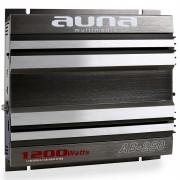 Auna AB-250 2-Канален мостов усилвател за кола - 1200W (W2-AB-250)