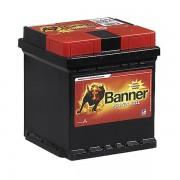 Banner Power Bull 12V 42Ah 390A P4208 autó akkumulátor jobb+ (+AJÁNDÉK!)