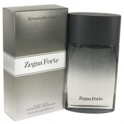 Zegna Forte For Men By Ermenegildo Zegna Eau De Toilette Spray 3.4 Oz