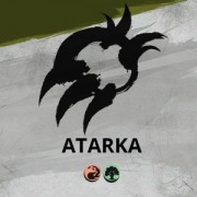 Atarka Dragon Clan: Prerelease Kit (6 Packs) Dragons of Tarkir - Magic the Gathering - MTG Trading Card Game Pack (RED/GREEN)