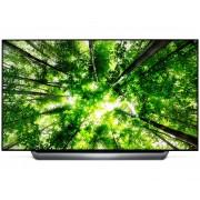 LG OLED65C8PLA Tvs - Zilver