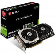 MSI Geforce GTX 1070 Ti Titanium 8G 8GB GDDR5 256 Bit Graphics Card