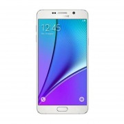 Samsung Galaxy Note5 N9200 4 + 32 GB 4G LTE Dual Sim Android 5.1 Octa Core 5.7 Pulgadas WQHD 5 + 16MP Blanco