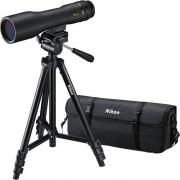 Nikon prostaff 3 16-48x60 - kit fieldscope + treppiede