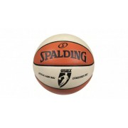 Minge de baschet Spalding Official WNBA Gameball nr. 6
