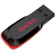 SanDisk USB FlashDrive 16 GB Pen Drive(Black, Red)