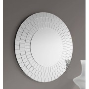 items-france BRIGHTON - Miroir mural design 100x100