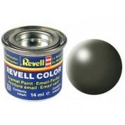 Olive green, silk 14 ml Revell RV32361