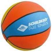 Donic Schildkröt basketbal oranje/blauw maat 5