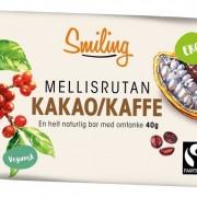 Smiling Mellisrutan Kakao Kaffe 40 g