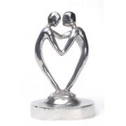 Asbeeld Door Het Hart Verbonden Zijn, Zilver (0.08 liter)