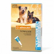 Advocate Spot On 100 For Medium Dogs 4-10 kg 3 Doses
