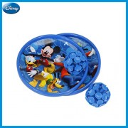Disney Catch Ball Set with Light (2 Balls + 2 Plates) - Mickey