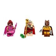 LEGO Lego Batgirl Pink King Tut Wolverine Batman Lego Minifigures