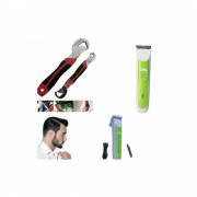 Pachet promotional Set 2 Chei Snap`n Grip + Aparat de tuns pentru barbati Nova