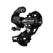 Shimano Tourney RD-TX800 GS 7/8s csavaros kerékpár hátsó váltó fekete