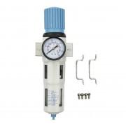 """Regulator powietrza z manometrem odwadniaczem i filtrem REDATS P-770 1/2"""" PRO - 1/2"""""""