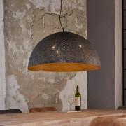 LUMZ Hanglamp met gaten in metalen kap