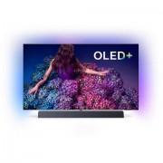 Philips 55OLED934/12 OLED-tv (139 cm / 55 inch), 4K Ultra HD, smart-tv - 2094.05 - zilver