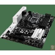 AsRock H270 Pro4, Intel H270, VGA by CPU, 2xPCI-Ex16, 4xDDR4, 2xM.2, VGA/DVI/HDMI/USB3.0/USB Type-C, ATX (Socket 1151)