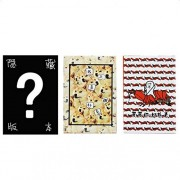 MagiDeal 3 Patterns Unique Playing Cards Poker Set Funny Images Friends Party Desk Games Fashion Style