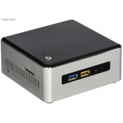 Intel Next Unit of Computing Core i3-6100U 2.3GHz Dual Core Miniature PC