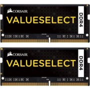 Memorie notebook Corsair ValueSelect, 16GB, DDR4, 2133MHz, CL15, 1.2v, Dual Channel Kit
