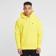 Champion reverse weave hooded sweatshirt Yellow