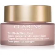 Clarins Multi-Active Day дневен крем с антиоксидиращ ефект против първите признаци на стареене на кожата 50 мл.